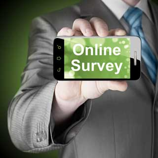 online surveys mobile tablets
