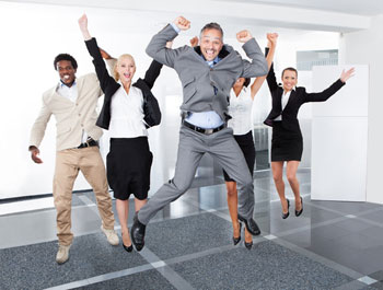 celebrate employee engagament success