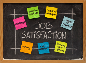 job enhancement leads to satisfaction